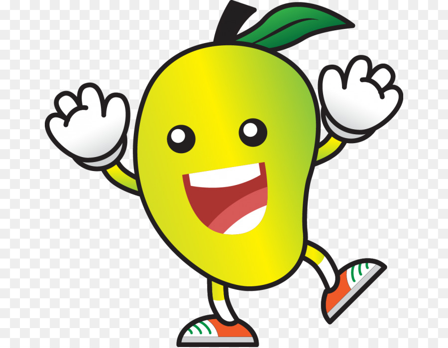 Mango Cartoon png download.