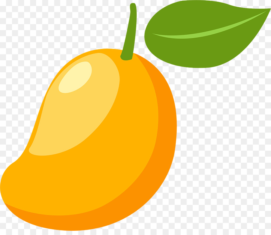 Mango Cartoon clipart.