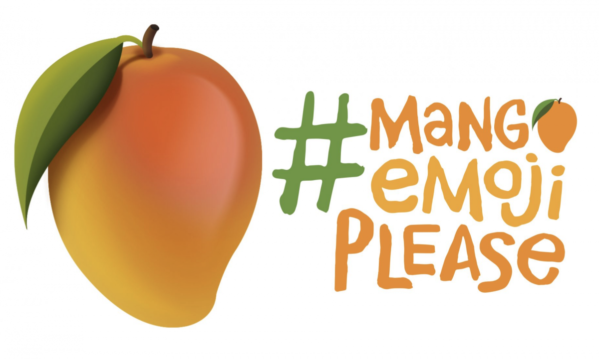 The Australian mango industry has welcomed an emoji.
