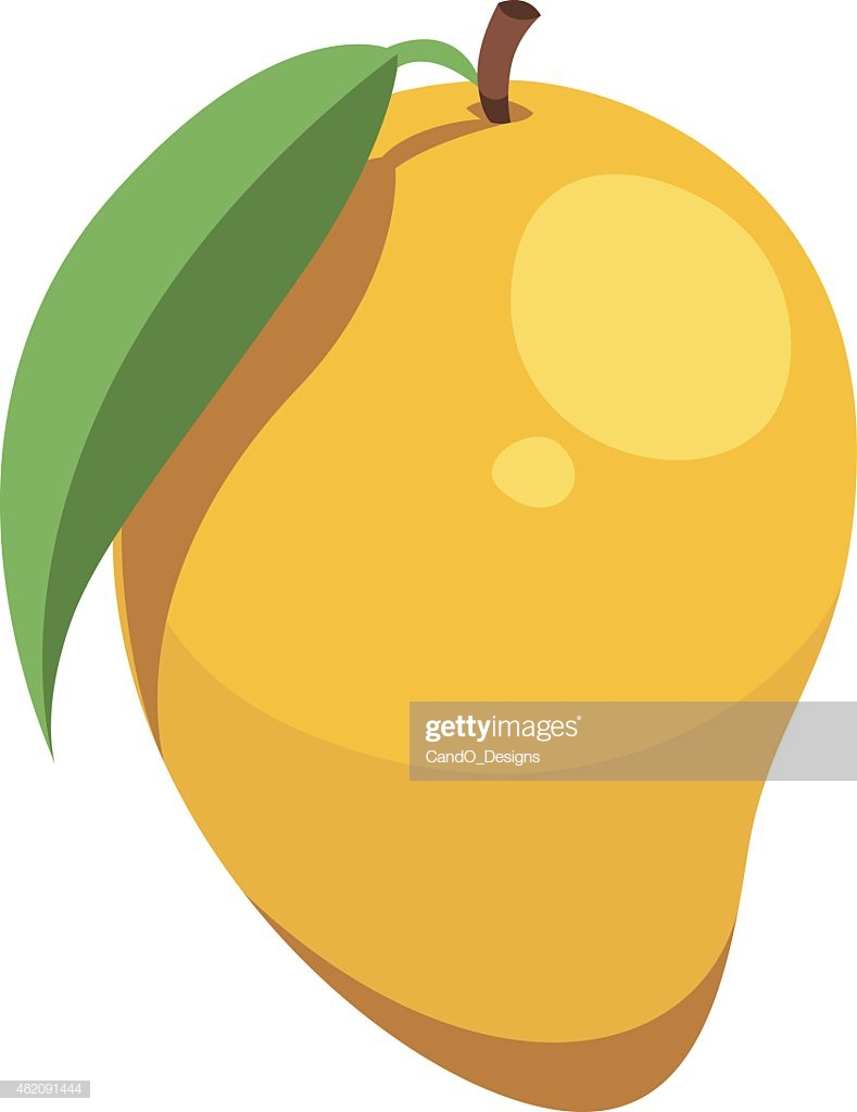 30 Top Mango Fruit Stock Illustrations, Clip art, Cartoons.