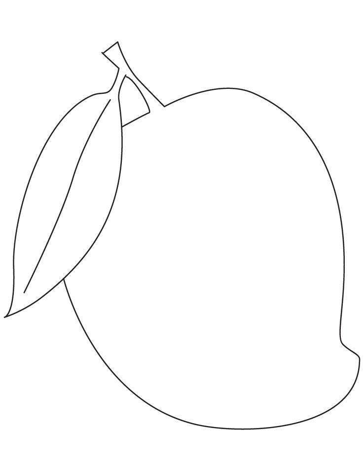 Free Mango Cliparts, Download Free Clip Art, Free Clip Art.
