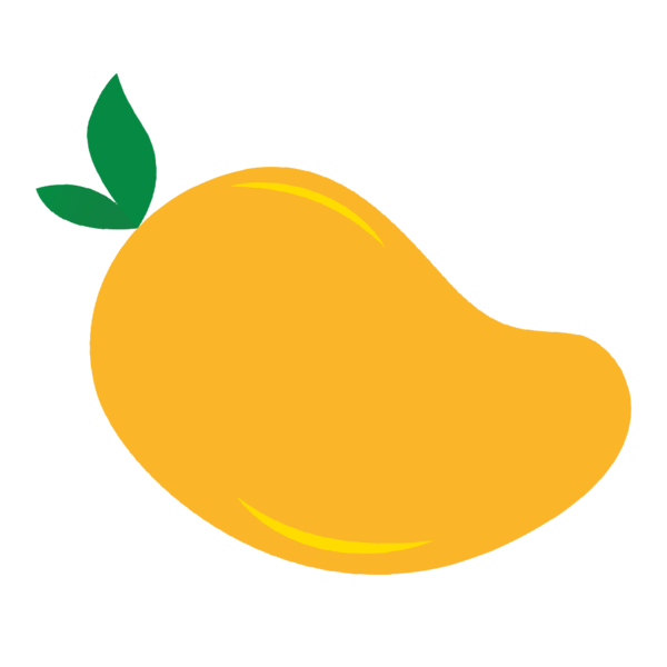 Clipart fruit mango, Clipart fruit mango Transparent FREE.