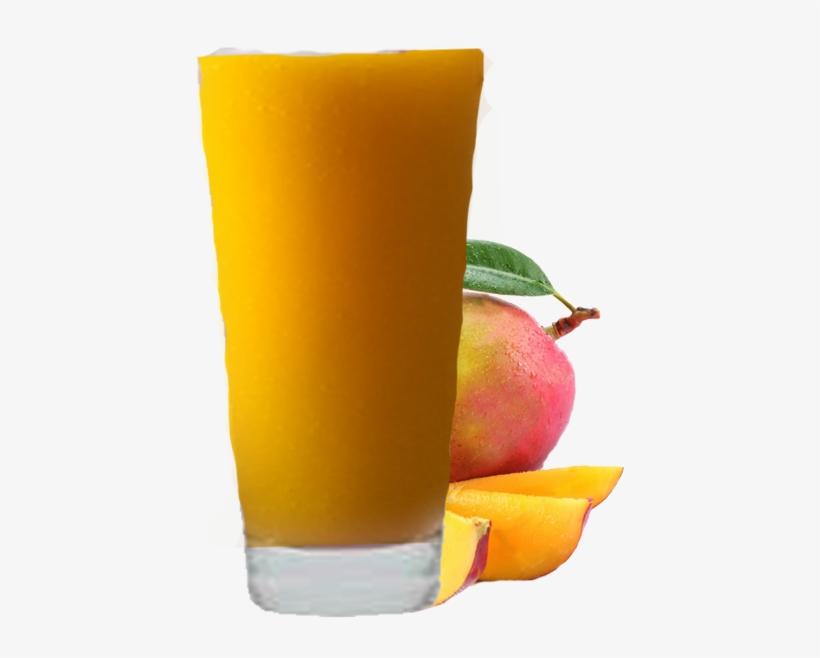 Mango Juice Png.