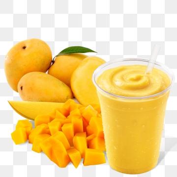 Mango Juice PNG Images.