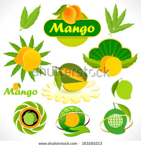 Alphonso Mango Stock Photos, Royalty.