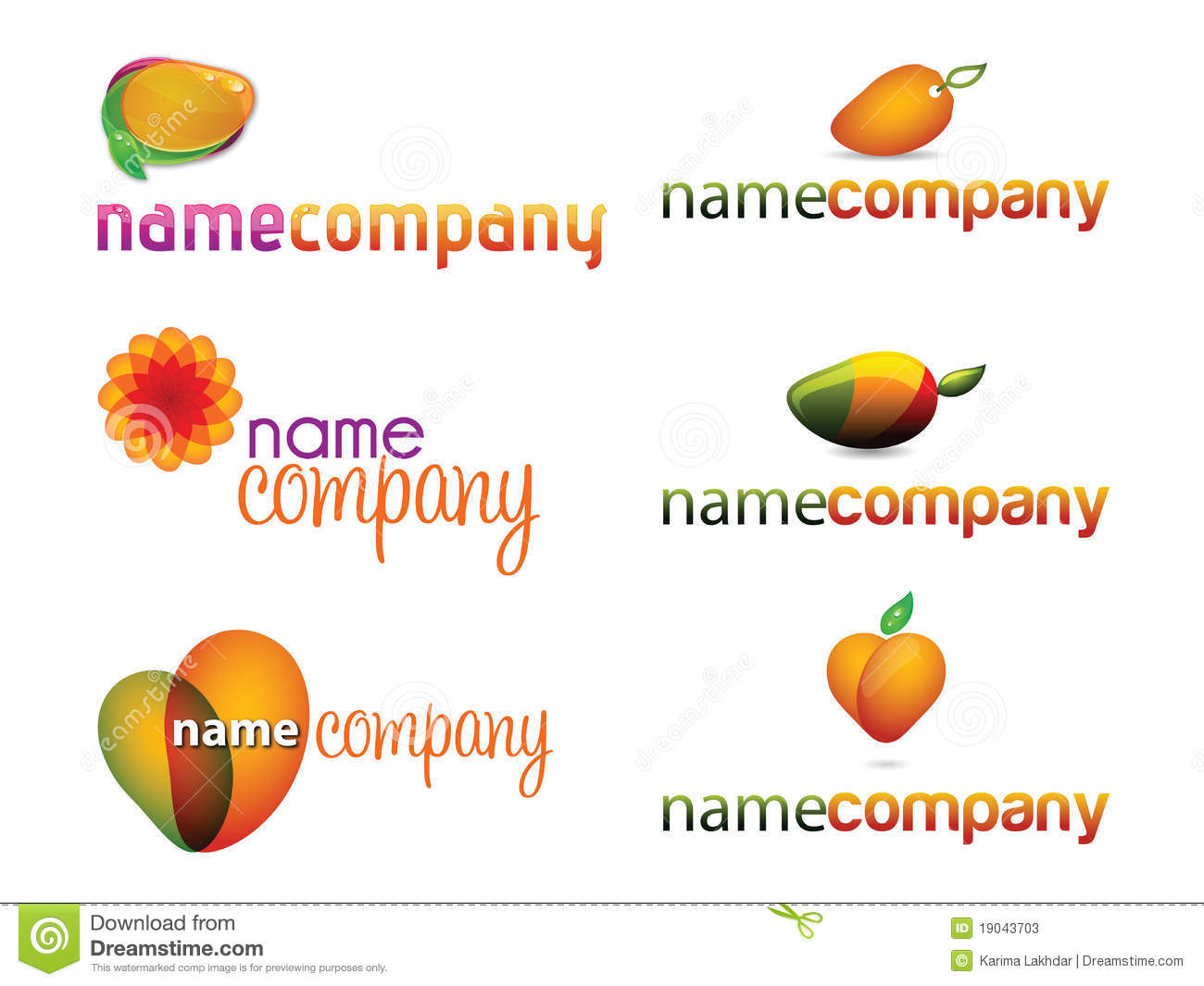 Mangoes Stock Illustrations.