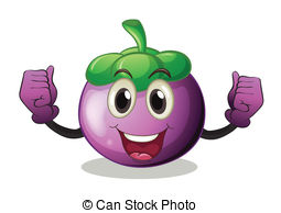 Mangosteen Illustrations and Clipart. 392 Mangosteen royalty free.