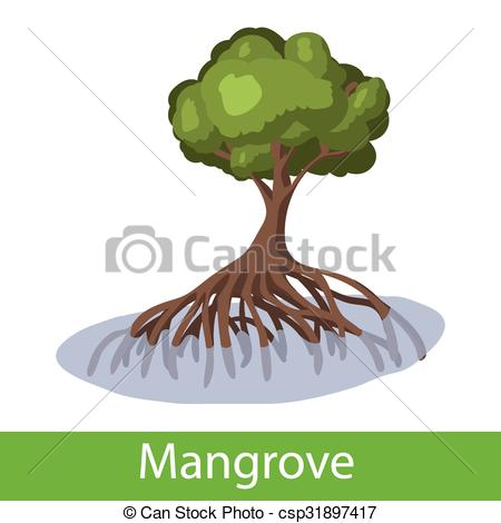 Mangrove Illustrations and Clipart. 111 Mangrove royalty free.
