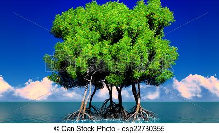 Mangroves Clipart Clipground
