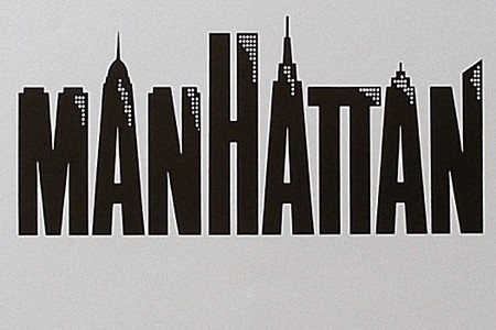 Manhattan clipart.
