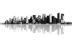 Manhattan Stock Illustrations.