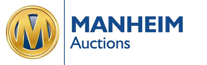 Manheim Auctions Logo.