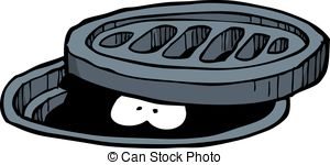 Manhole Illustrations and Clipart. 350 Manhole royalty free.