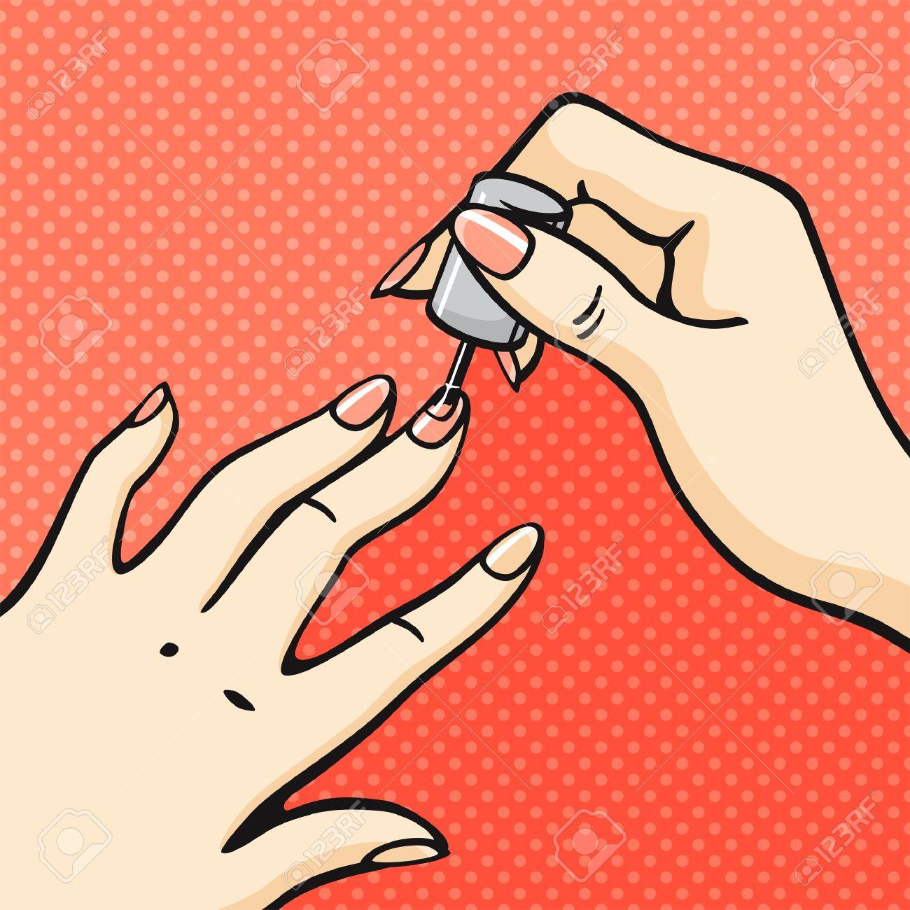 Manicure Clipart & Manicure Clip Art Images.