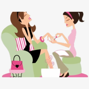 Manicure clipart spa day, Manicure spa day Transparent FREE.