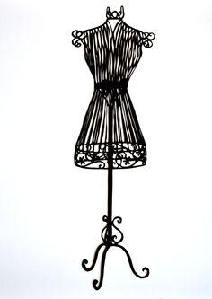 Mannequin Clipart.