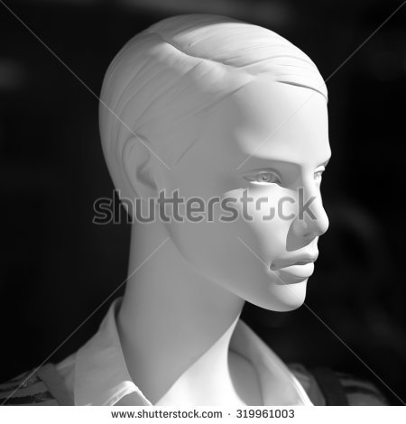 Beauty Face Manikin Stock Photos, Royalty.