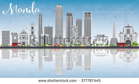 Manila Philippines Stock Vectors, Images & Vector Art.