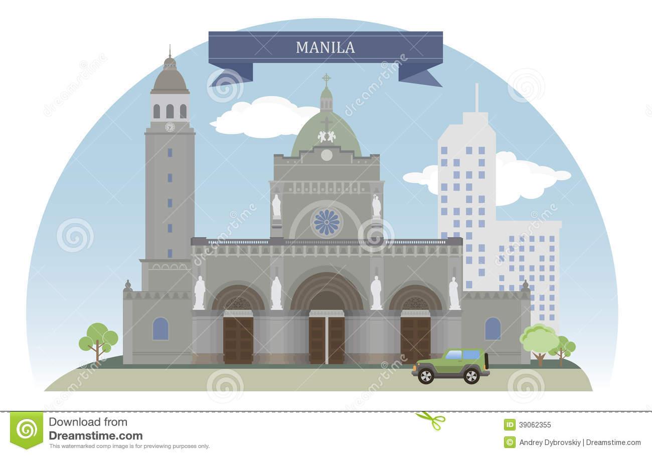 Manila clipart.