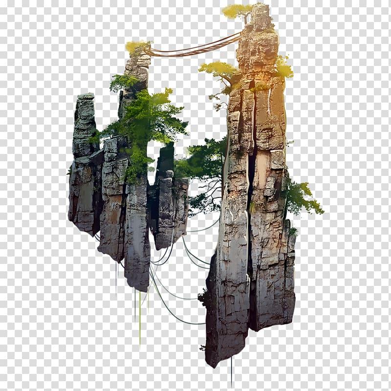 PicsArt Studio Drawing manipulation, others transparent.