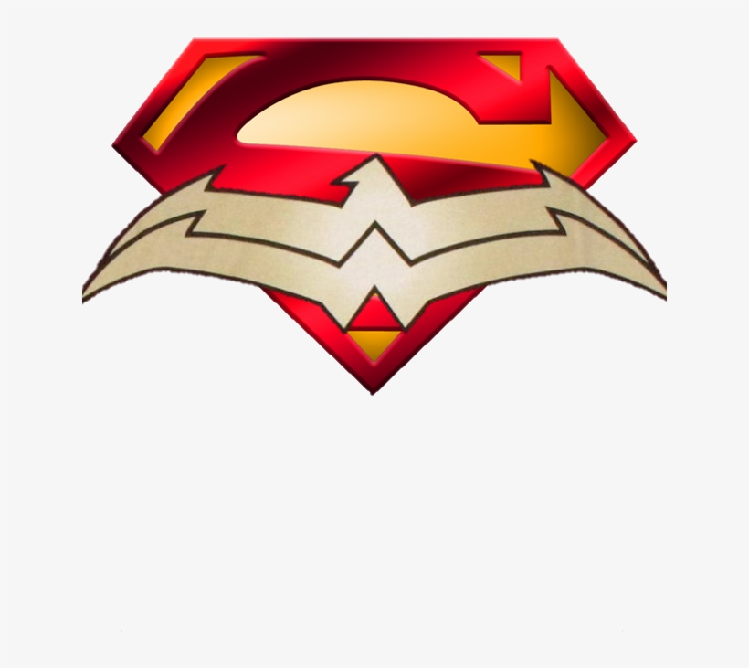 Superman Logo Clipart Manly.