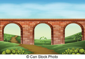 Bridge man made structure Illustrations and Clip Art. 51 Bridge.