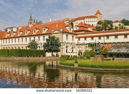Albrecht Castle Stock Photos, Royalty.
