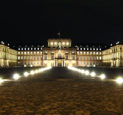 Touristinformation Mannheim / Misc / Baroque Palace and Palace.