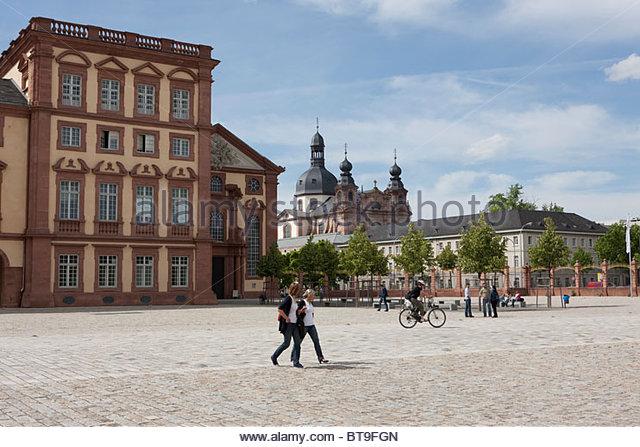 Mannheim Palace Stock Photos & Mannheim Palace Stock Images.