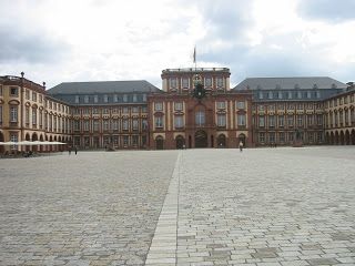 Jernie's Hub: Mannheim City, Germany.