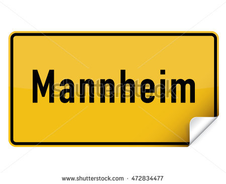 Mannheim Stock Photos, Royalty.
