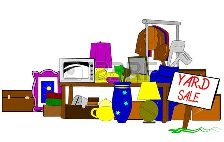 Yard Sale Stock Illustrations, Cliparts And Royalty Free Yard Sale.