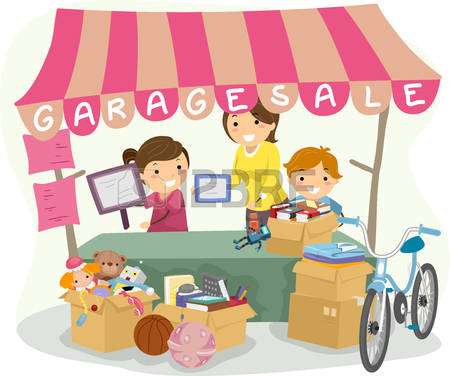 3,792 Garage Sale Stock Vector Illustration And Royalty Free.
