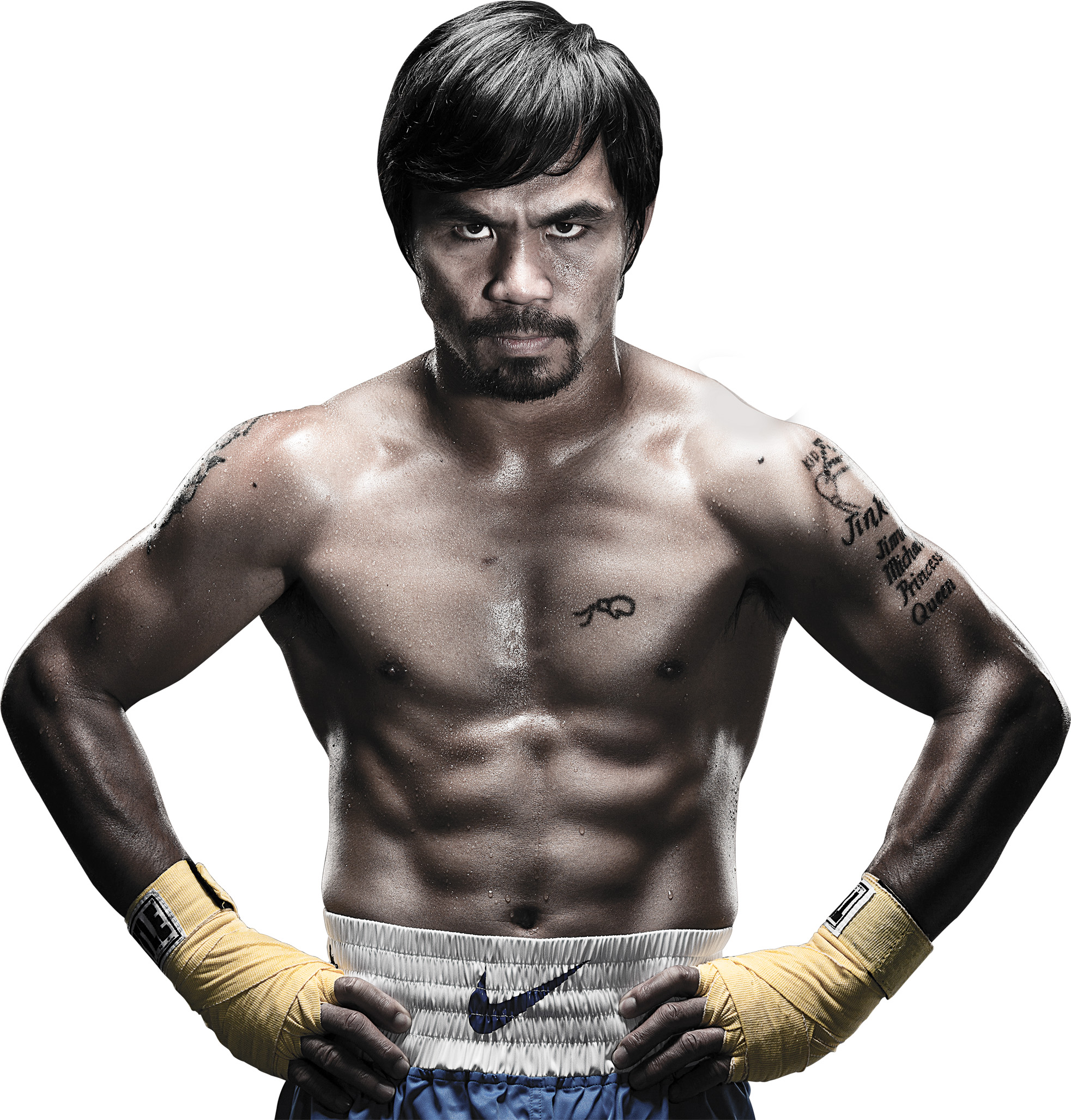 Manny Pacquiao will defend his title against Australian Jeff.