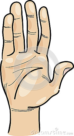 Hand Clip Art Free.
