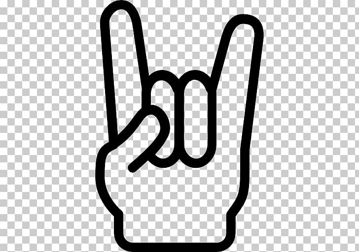 Rock and roll musica rock, gesto de la mano PNG Clipart.