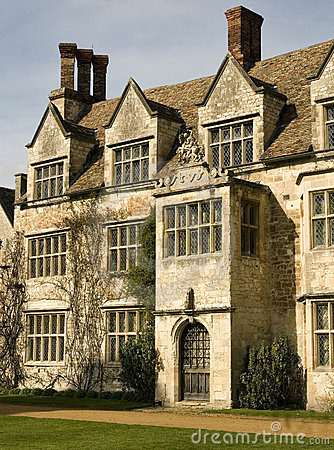 Manor House Stock Images.