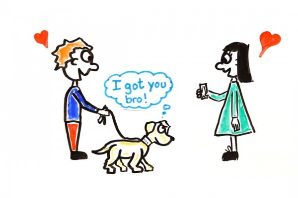 Video Explains Why Dogs Are Man's Best Friend.