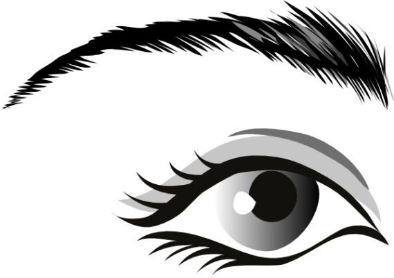 Free Eyes Clipart Black and White Best People Clip Art.