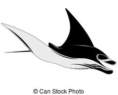 Manta ray Illustrations and Clipart. 148 Manta ray royalty free.