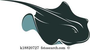 Manta ray Clip Art Vector Graphics. 127 manta ray EPS clipart.