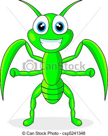 Mantis Clip Art Vector and Illustration. 321 Mantis clipart vector.