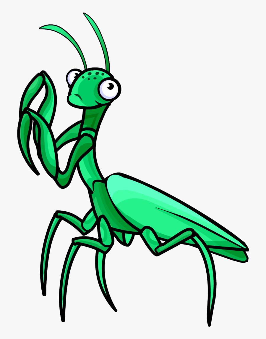 Praying Mantis Clipart Png , Free Transparent Clipart.