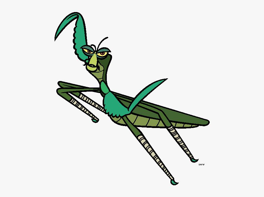 Master Shifu Viper Viper Viper Mantis Mantis.