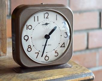 Hero Alarm Clock.