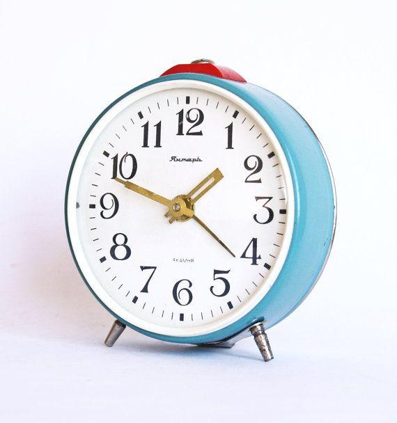 1000+ ideas about Vintage Alarm Clocks on Pinterest.
