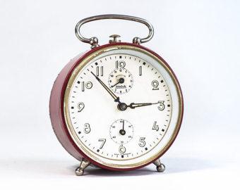Kienzle alarm clock.