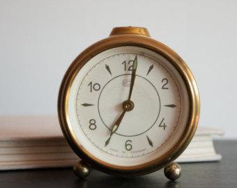 Manual clock.