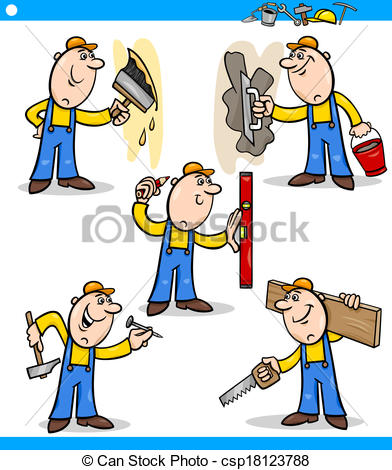 Workman Clipart and Stock Illustrations. 6,186 Workman vector EPS.