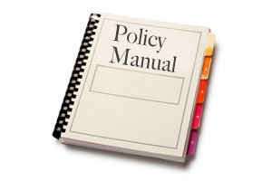 Policy Manuals Updated.